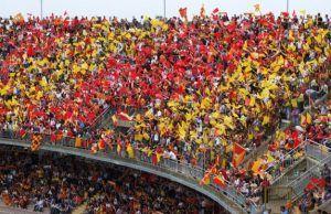 Lecce tifosi