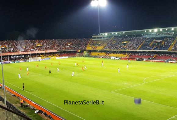 """Stadio """"Vigorito"""" di Benevento"""