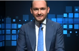 Gianluca Di Marzio, giornalista Sky Sport
