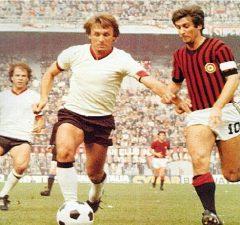 Giovanni Pirazini, e centrocampista del Foggia